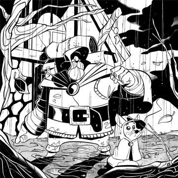 Illustration by DAVE BARDIN