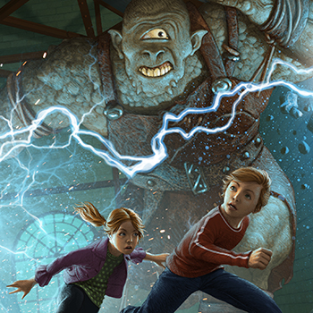 ANTONIO JAVIER CAPARO is an illustrator who create this illustration of thie young adult cover