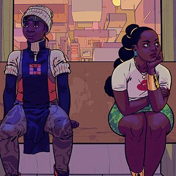Illustration by PAUL DAVEY