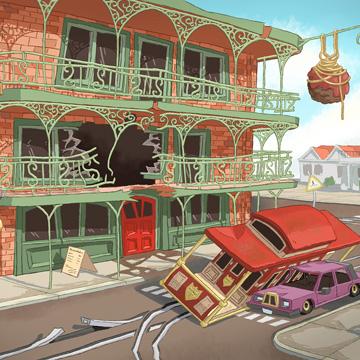 Illustration by CONNER GILLETTE