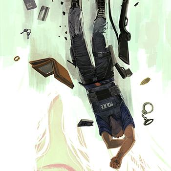 Illustration by STEPHANIE HANS