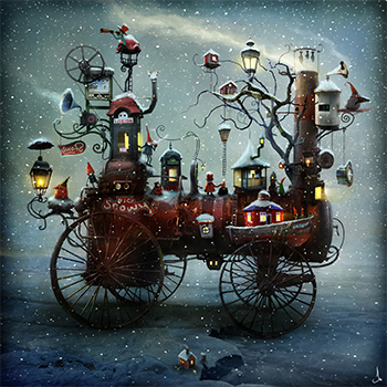 Illustration by ALEXANDER JANSSON