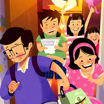 Illustration by CHIN KO