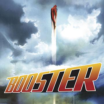 Michael Koelsch is an award winning illustrator, graphic designer, commercial artist, and digital artist whose created this retro poster art of rocketman