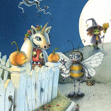 Illustration by BONNIE LEICK