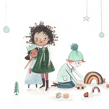 Illustration by MERRILEE LIDDIARD
