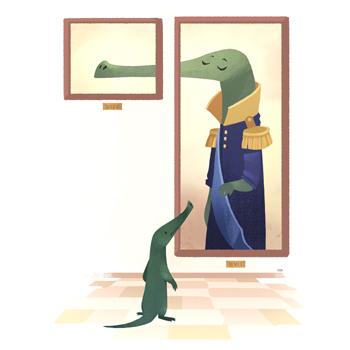 Illustration by HOLLIE MENGERT