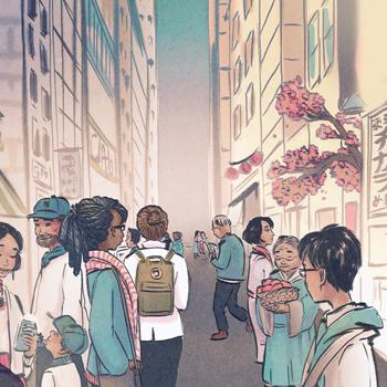 Illustration by MINA PRICE