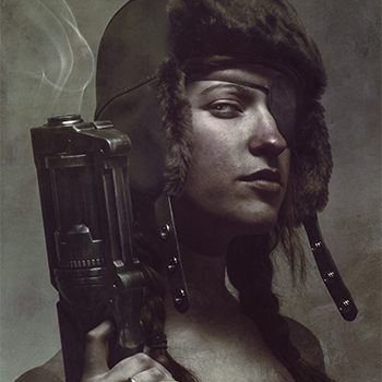 Illustration by CHAD MICHAEL WARD