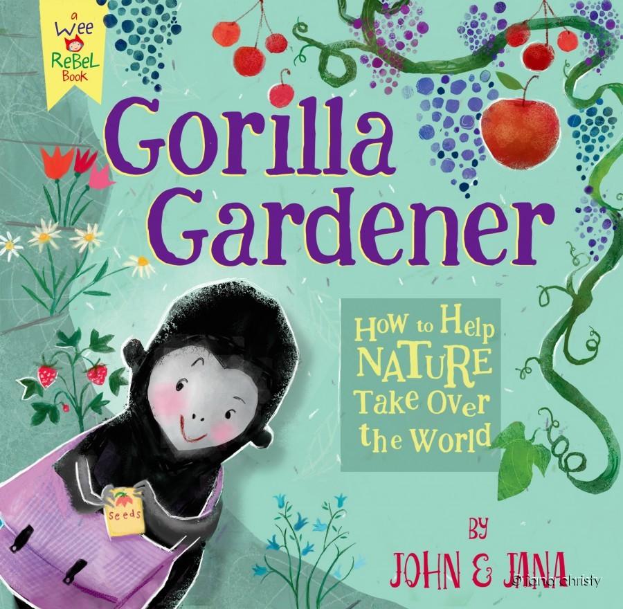 JANA CHRISTY: Commerical Art Designer and Children's Book Illustrator